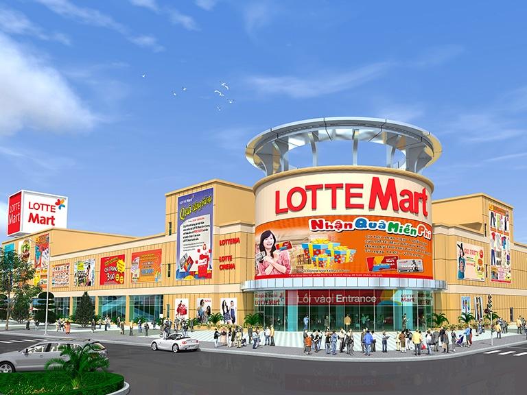 Lotte Mart tại thị trường bán lẻ Việt Nam