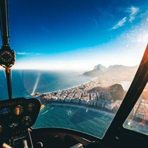 aerial-view-of-coastal-area-from-aircraft-2868245